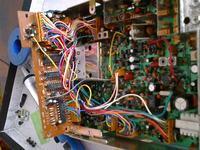 Radio CB DNT SCANNER-FM dołożenie modulacji AM.