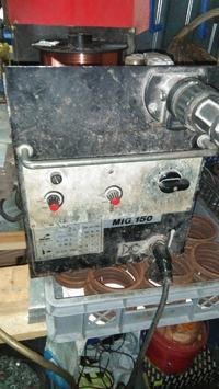 Spawarka MIG MAG - Mig 150