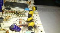 Pralka Mastercook PFE-700E uszkodzona elektronika