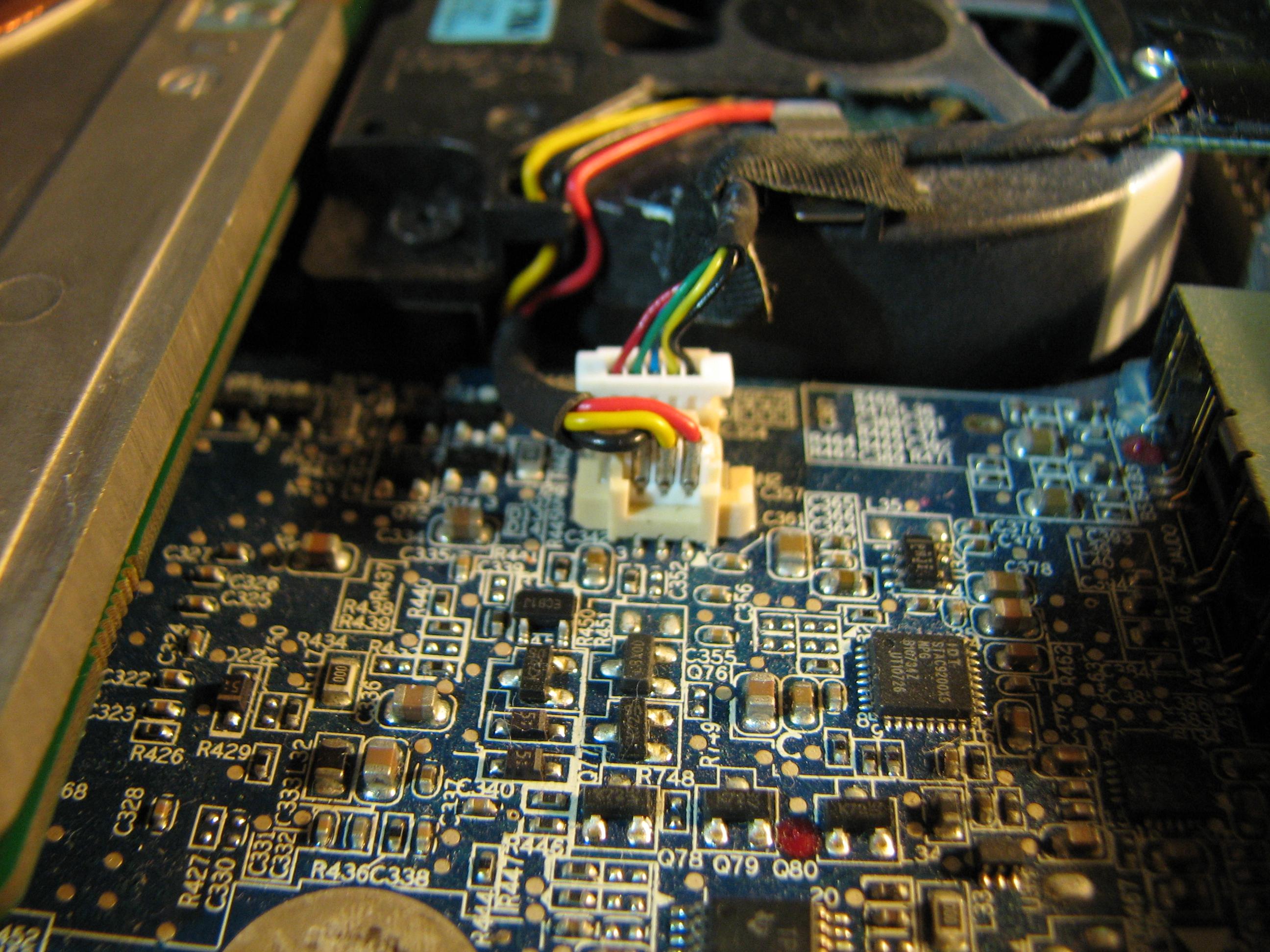 xps 1710 - Czym zabezpieczyc konektor