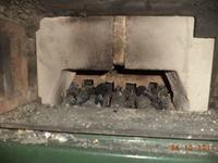 Kocioł z paleniem kroczącym - temperatura na piecu a minimalna moc kotła