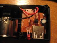 Rozgałęźnik napięcie z zapalniczki + USB - nie ładuje telefonu.