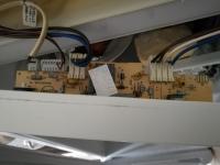Lodówka Indesit BAN 13 NF - zamrażalnik pokryty lodem