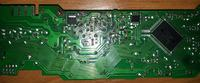 Ariston MBA 4033 NF - Naprawa modułu sterującego