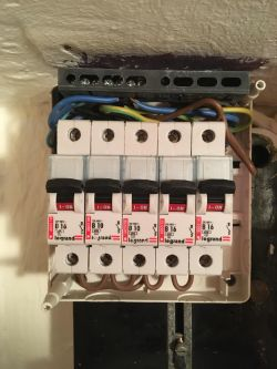 Układ sieci panujący w mieszkaniu - podłączenie gniazdka