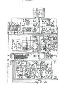 Oscyloskop radziecki C1-69 plamka poza ekranem.