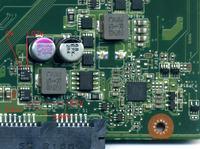 Asus K54C - Niskie napi�cie VCC=1,07V na USB2.0 i 3.0