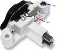 Podłączenie alternatora made in germany