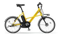 Rower elektryczny Yamaha PAS CITY-X, PAS CITY-C