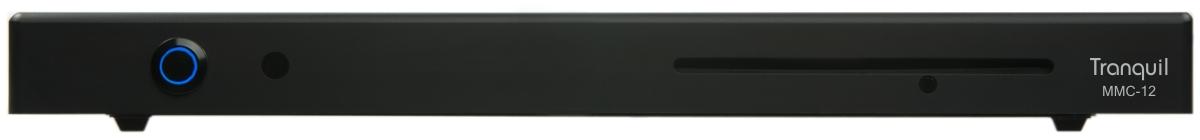 Tranquil PC MMC-12 - komputer HTPC w obudowie o wysoko�ci 3,8 cm