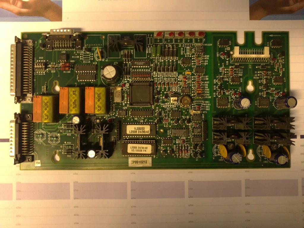 Zasilacz impulsowy 2kV 10 KW z regulowanym wype�nieniem impulsu