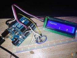 Arduino - Prosta gra JampMen