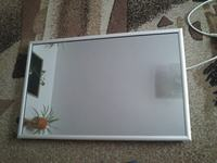 """[Sprzedam] Telewizor 7"""" w lustrze - sterowany na pilota - tv cyfrowa"""