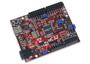 Nowa p�ytka deweloperska chipKIT i modu� do komunikacji poprzez WIFI