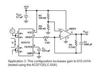 ACS712 5A - b��dne pomiary/niska czu�o��.
