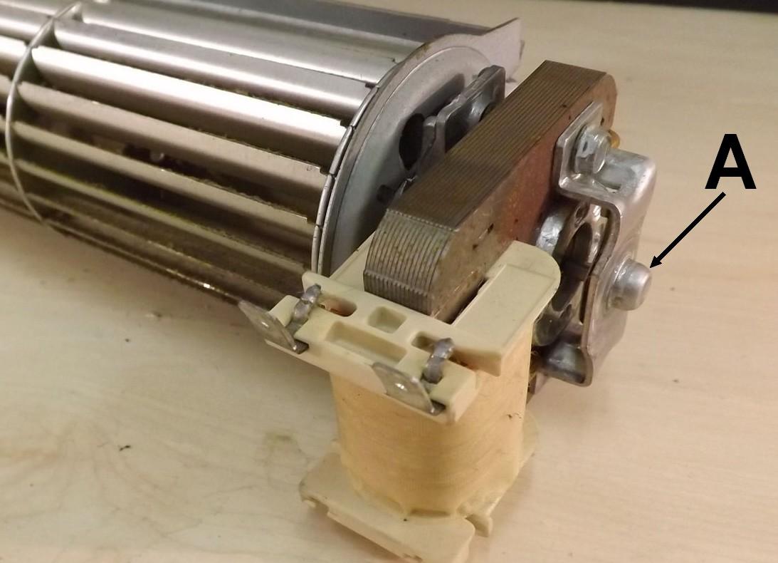 W superbly Piekarnik Whirlpool AKP407/IX, wentylator chłodzący panel OC83