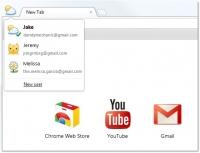 Chrome 16 Beta z obs�ug� wielu kont u�ytkownik�w