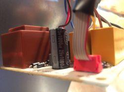 Okap Samsung HDC9C55TX/EUR - Problem ze startem silnika okapu, rozpędzony ręczni