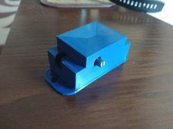 Regulator obrotów silnika 12VDC(lasera), jako ciekawostka.