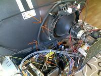 Daewoo DTA-32w9k nie wiem gdzie podl�czy� wtyczke.