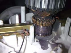 """Odkurzacz Philips FC9170 - Silnik wydaje dziwne odgłosy, """"wysadzony"""""""