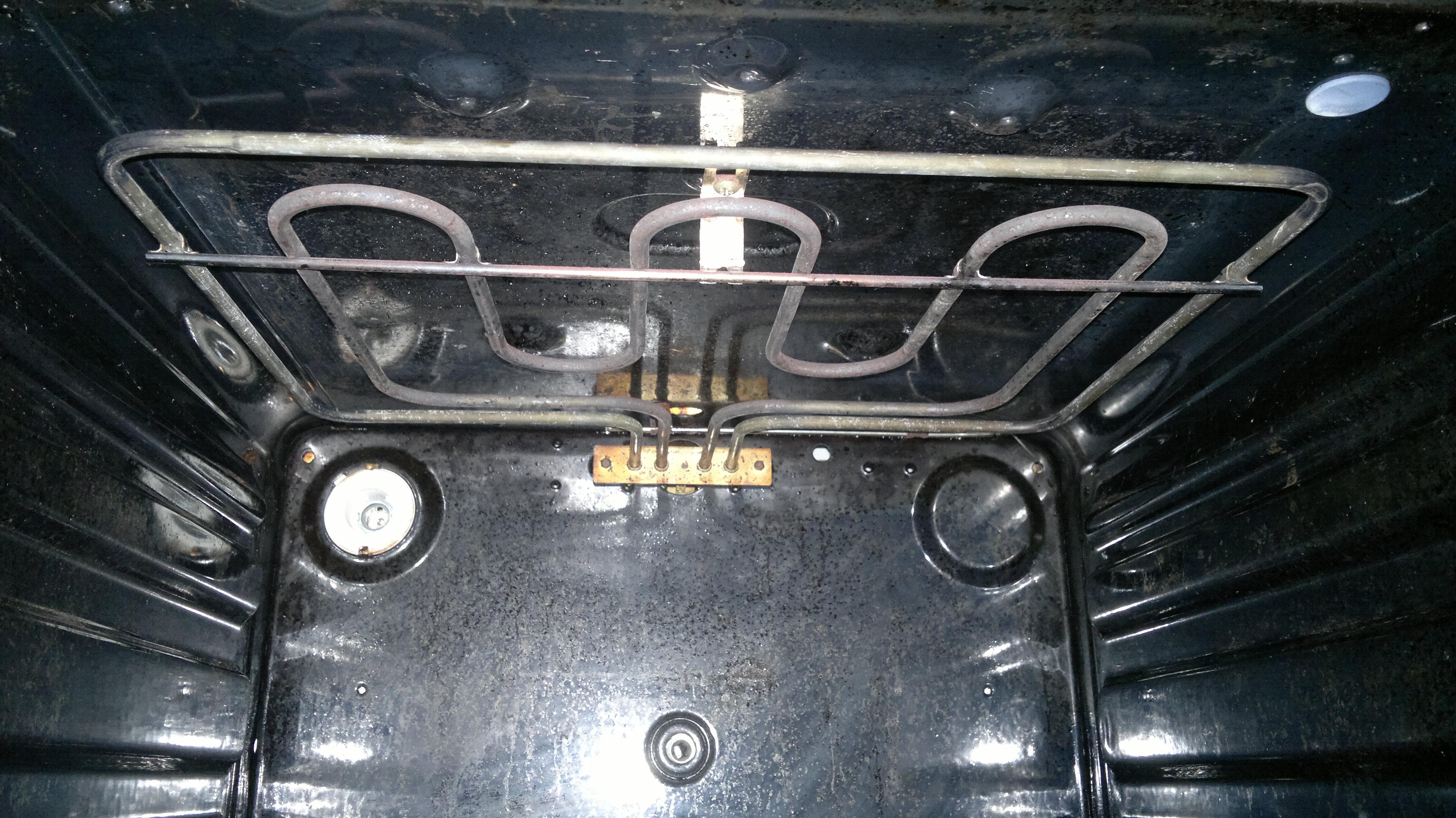ARDO kuchnia gaz el  nie grzeje piekarnik na max, ale   -> Kuchnia Elektryczna Nie Grzeje