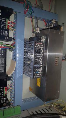 Silnik krokowy po 1min. zacina się w mojej frezarce CNC
