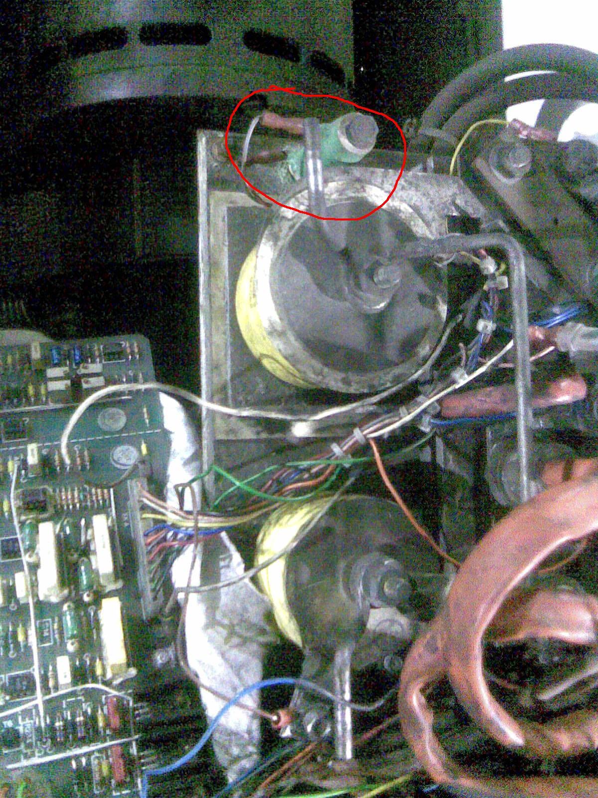 W�zek elektryczny Charlatte nie dzia�a
