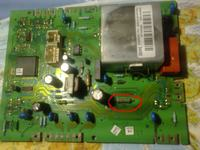 Electrolux EW1220N - Warto�ci element�w