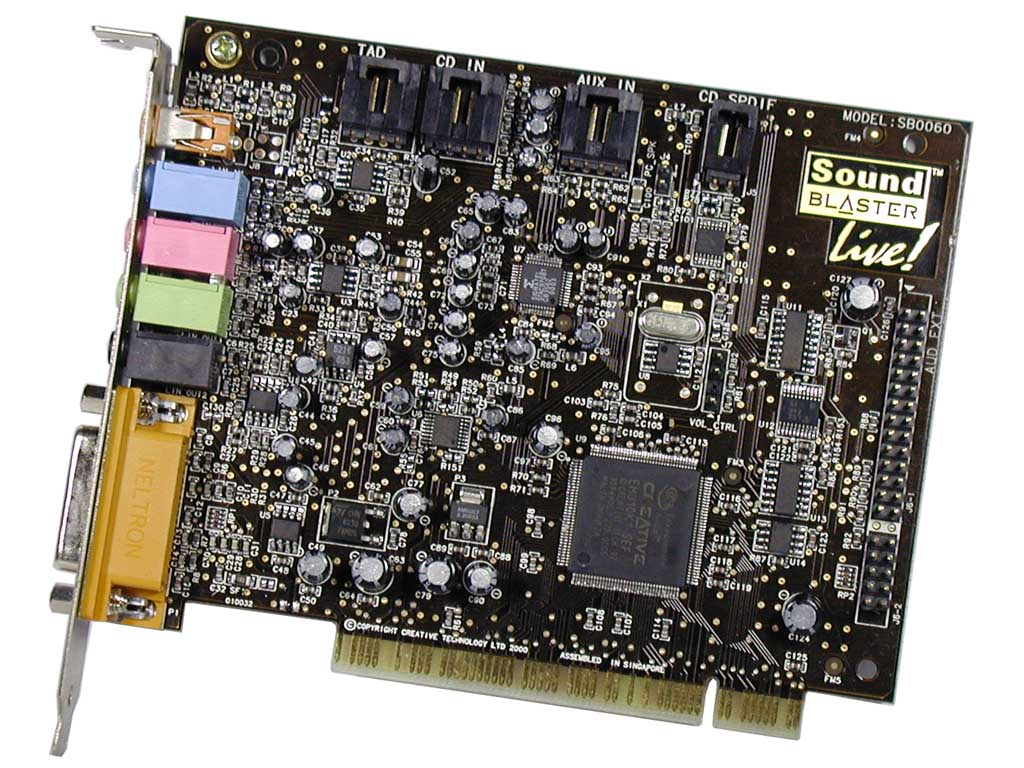 creative sound card driver ct4810 for windows 7