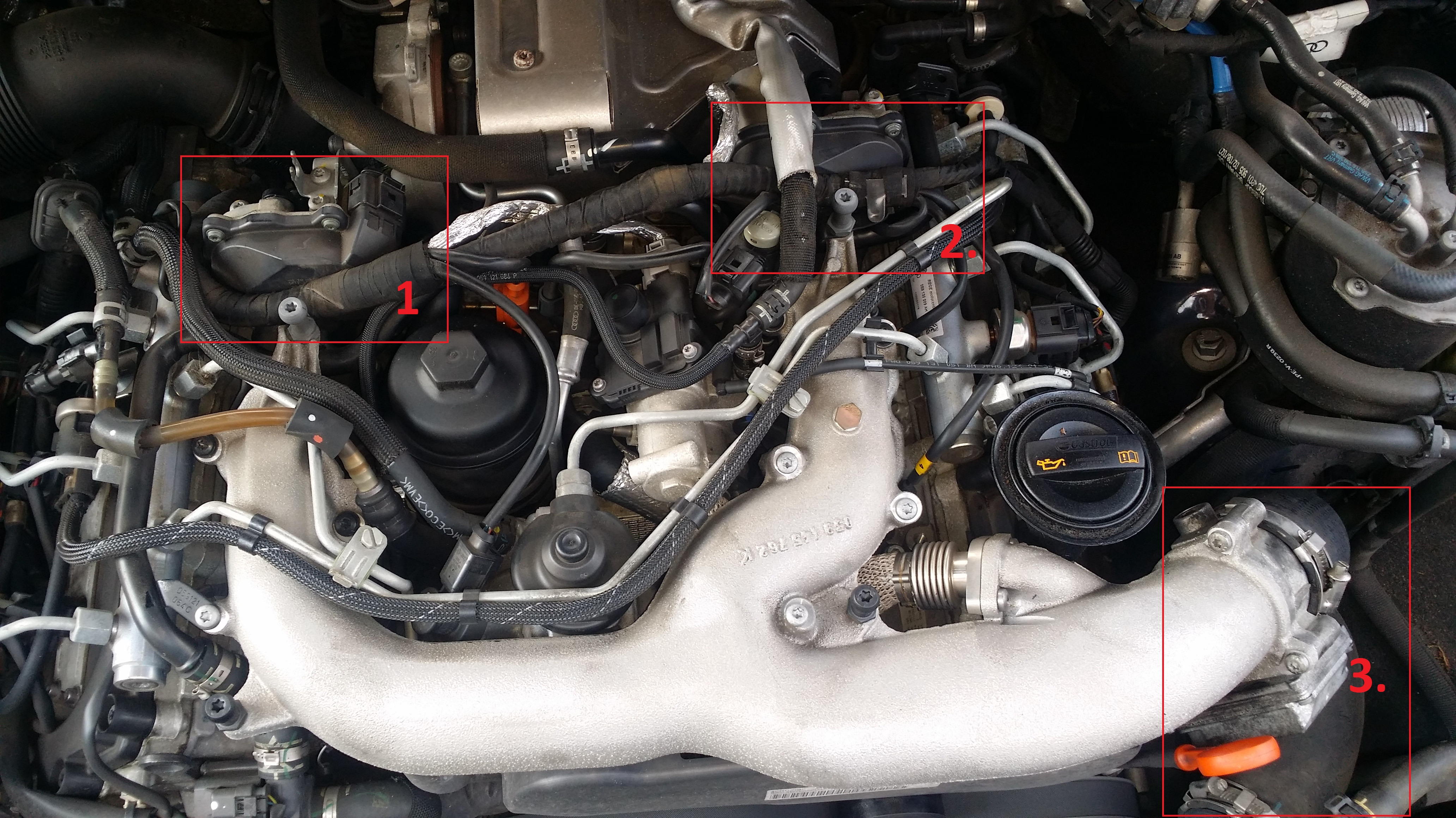 Audi Q7 2008 30tdi Błąd Przepustnicy 001592 P0638