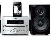 YAMAHA MCR-332 - nowy system audio klasy micro ze stacją dokującą dla iPod