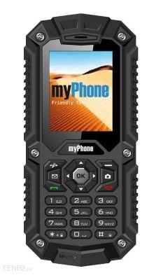 MyPhone Hammer - Recenzja telefonu dla aktywnych
