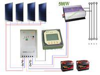 Instalacja PV 800W Off Grid
