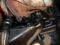 Audi a4 1.9 tdi - Olej kapie z kolektora ss�cego i wydechowego