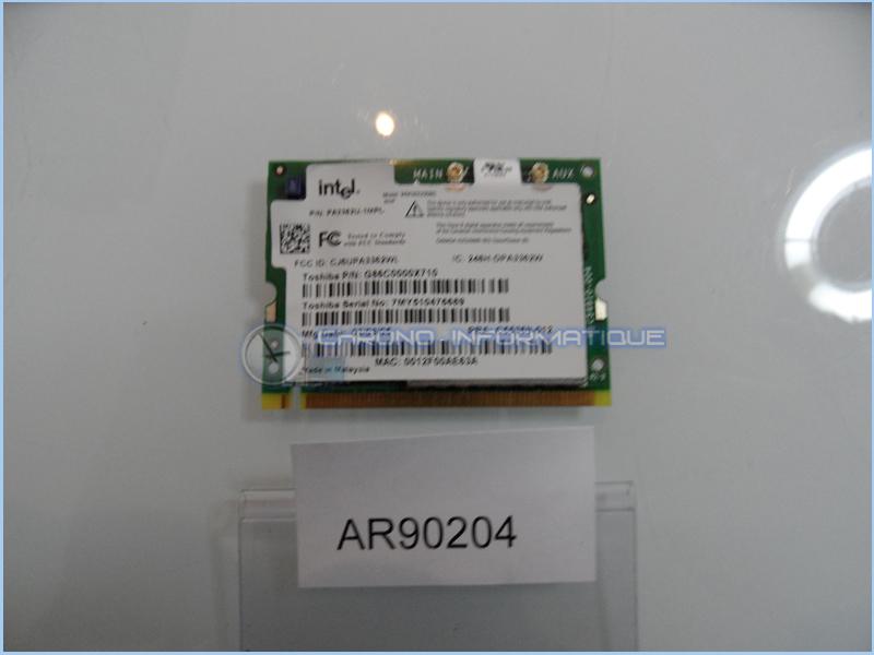 Toshiba Satellite l10-204 - Modem WIFI na miniPCI - jak wl�czy�
