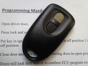 Mazda 626 GW - Pilot do zamka centralnego