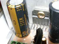 Wzmacniacz GAIN CLONE LM3875, PREAMP ECC88