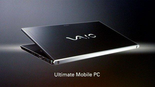 """Sony """"Ultimate Mobile PC"""" jako odnowiona wersja Vaio Z?"""