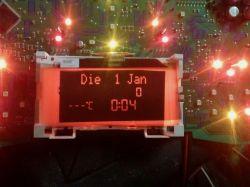 LCD - odwracanie polaryzacji i brak czarnego tła