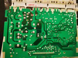 Bosch SRV55T33EU/15 - zmywarka padła płyta po wymianie LNK304GN