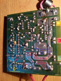 Wurth Master AL 60-SL-uszkodzony układ elektroniczny