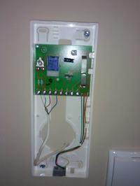 Vekta TK6 - Podłączenie do instalacji 4-przewodowej