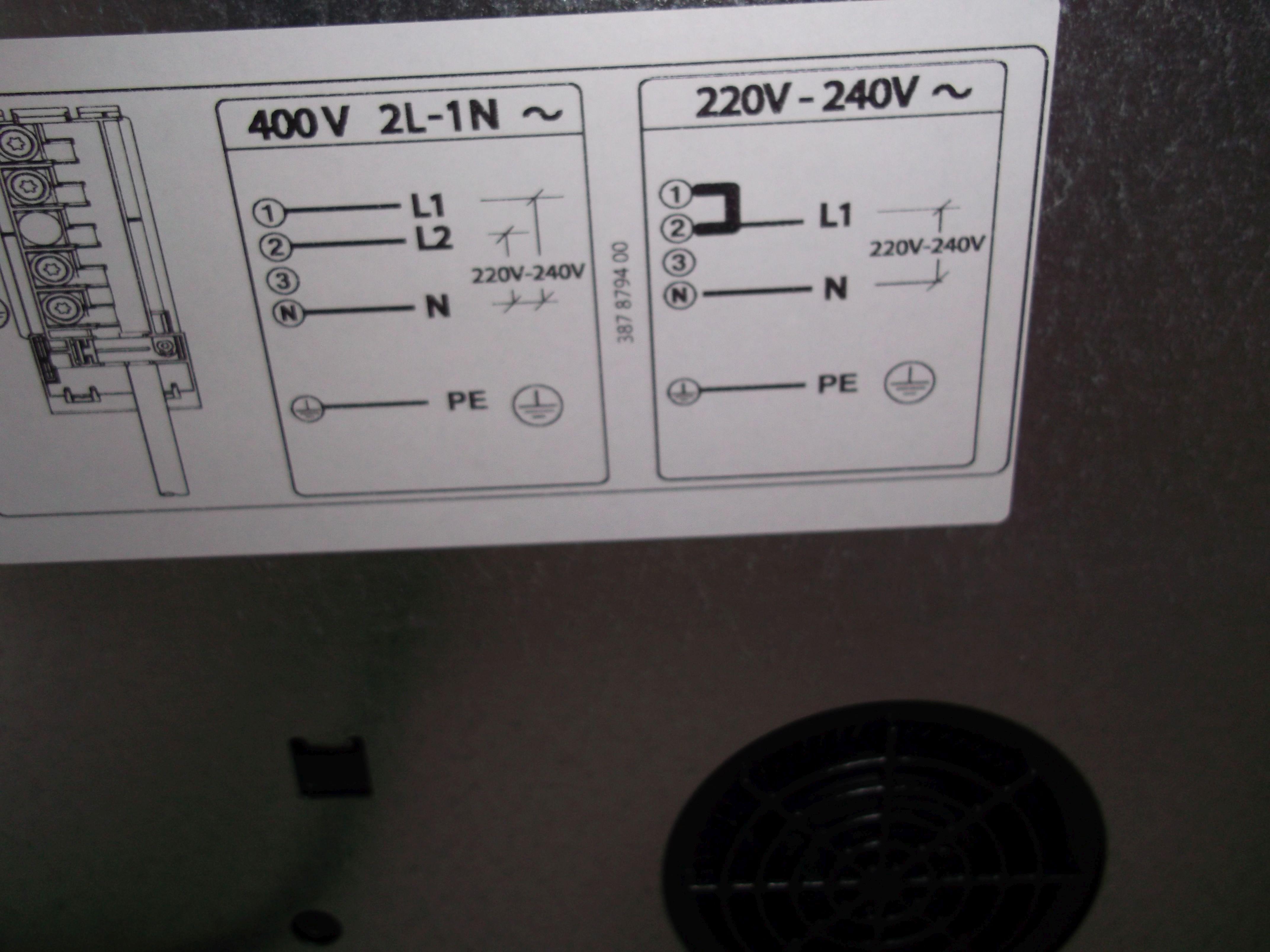 Plyta Indukcyjna Ehl7640fok Elektroda Pl