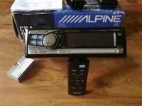 [Sprzedam] Alpine CDA-9855R STAN IGIEŁKA, POLSKA INSTRUKCJA!