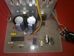 Modyfikacja migomatu Einhell SGA 145.