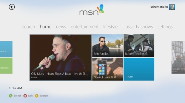 8 nowych aplikacji dost�powych dla Xbox 360, w tym Dailymotion i VUDU