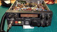 Rosyjski radiotelefon walkie-talkie Grodno-R 27.2 MHz