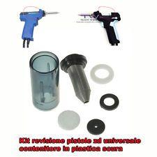 Rozlutownica ZD-985 przeróbki, udoskonalenia, naprawa pistoletu