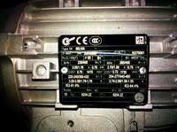 Silnik elektryczny. - Podłączenie silnika elektrycznego 3f 220V.